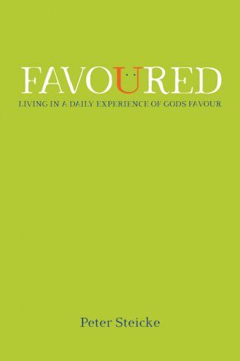 Favoured by Peter Steicke (eBook cover)